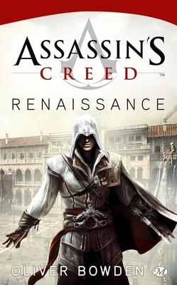 Couverture de Assassin's Creed, Tome 1 : Renaissance