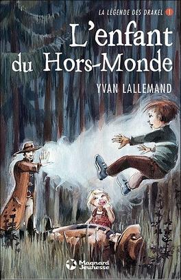 Couverture du livre : L'enfant du Hors-Monde