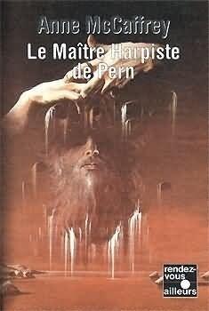 Couverture du livre : La Ballade de Pern, Tome 15 : Le Maître-Harpiste de Pern