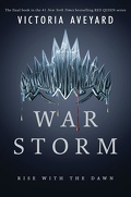 Red Queen, tome 4 : War Storm