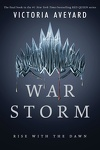 couverture Red Queen, tome 4 : War Storm