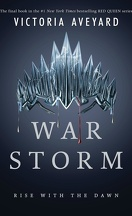 Red Queen, tome 4 : War Storm
