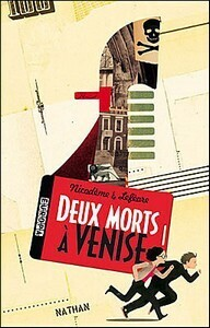 Couverture du livre : Deux morts à Venise