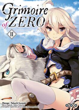 Couverture du livre : Grimoire of zero - manga, Tome 2