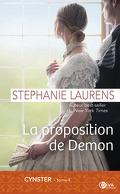 Cynster, Tome 4: La proposition de Demon