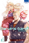 couverture Darwin's Game, Tome 6