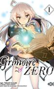 Grimoire of zero - manga, Tome 1