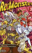Re:Monster, Tome 3 (Manga)