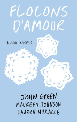 Couverture de Flocons d'amour