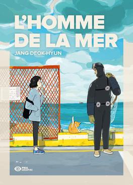 Couverture du livre : L'homme de la mer