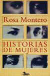 couverture Historias de mujeres