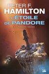 couverture L'Étoile de Pandore, tome 1 : Pandore Abusée