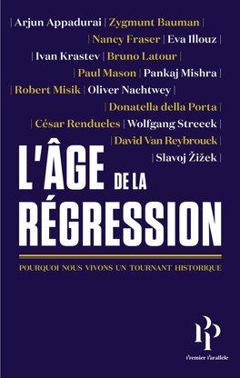 Couverture du livre : L'âge de la Régression