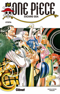 One Piece, Tome 21 : Utopia
