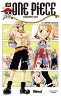 One Piece, Tome 18 : Ace entre en scène