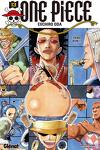 couverture One Piece, Tome 13 : Tiens bon !!