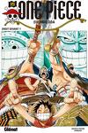 couverture One Piece, Tome 15 : Droit devant !!