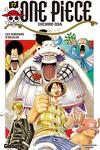 couverture One Piece, Tome 17 : Les Cerisiers d'Hiluluk