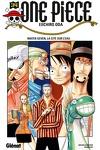 couverture One Piece, Tome 34 : Water Seven, la cité sur l'eau