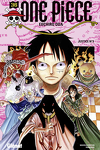 couverture One Piece, Tome 36 : Justice n°9