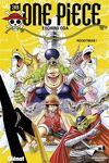 couverture One Piece, Tome 38 : Rocketman !