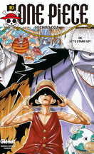 One Piece, Tome 10 : OK, Let's Stand Up !
