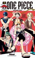 One Piece, Tome 11 : Le Plus Grand Bandit d'East Blue
