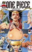 One Piece, Tome 13 : Tiens bon !!