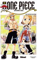 One Piece, Tome 18 : Ace entre en scène