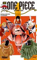 One Piece, Tome 20 : Bataille décisive à Alubarna