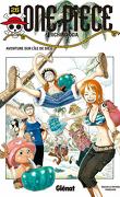 One Piece, Tome 26 : Aventure sur l'île de Dieu