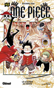 One Piece, Tome 43 : La Légende du héros