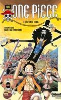 One Piece, Tome 46 : Aventure sur l'île fantôme