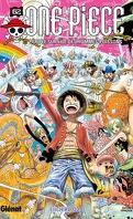 One Piece, Tome 62 : Périple sur l'île des hommes-poissons