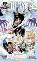 One Piece, Tome 68 : Alliance entre pirates