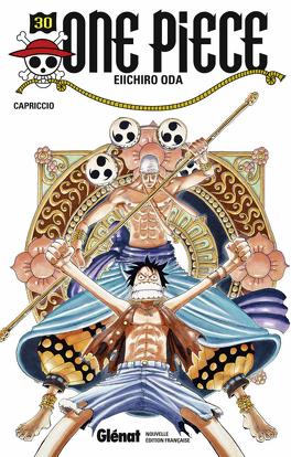 Couverture du livre : One Piece, Tome 30 : Capriccio