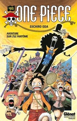 Couverture de One Piece, Tome 46 : Aventure sur l'île fantôme