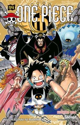 Couverture du livre : One Piece, Tome 54 : Plus personne ne m'arrêtera