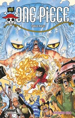 Couverture du livre : One Piece, Tome 65 : Table rase