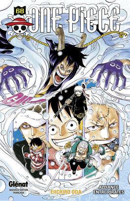 Couverture du livre : One Piece, Tome 68 : Alliance entre pirates
