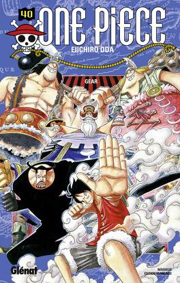 Couverture du livre : One Piece, Tome 40 : Gear