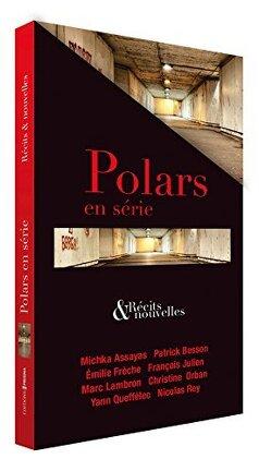 Couverture du livre : Polars en série