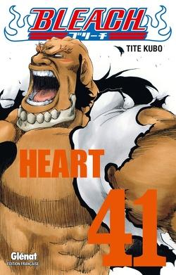 Couverture de Bleach, Tome 41 : Heart