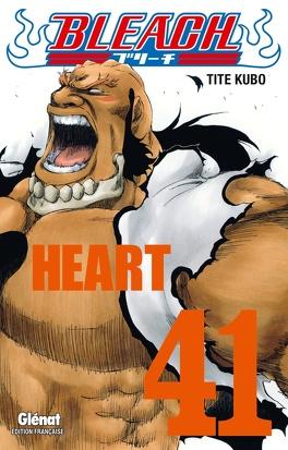 Couverture du livre : Bleach, Tome 41 : Heart
