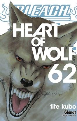 Couverture du livre : Bleach, Tome 62 : Heart of Wolf