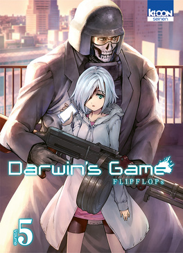 Couverture du livre : Darwin's Game, Tome 5