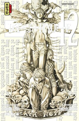 Couverture du livre : Death Note, Tome 12
