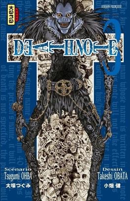 Couverture du livre : Death Note, Tome 3