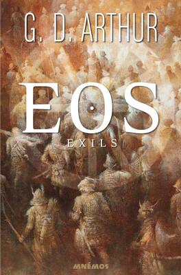Couverture du livre : Eos, tome 2 : Exils