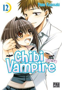 Couverture du livre : Karin, Chibi Vampire, Tome 12